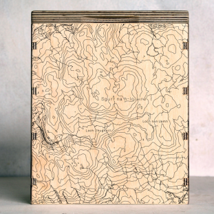 sgurr-na-h-lolaire map box