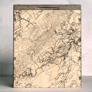 silverburn map box