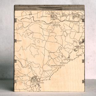 stonehaven map box
