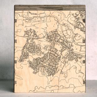 yateley map box