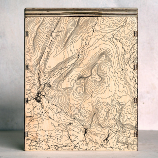 Ingleborough Map Box