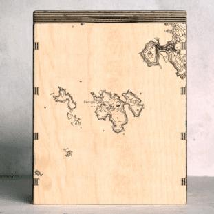 st-agnes map box