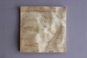 Scafell Pike Map Box