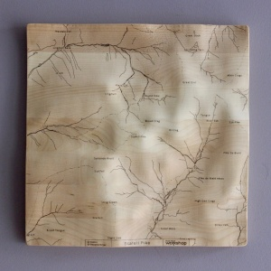 Scafell Pike Map Box