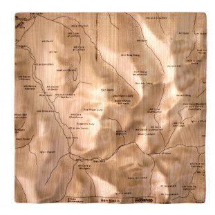 Ben Nevis Wall Map