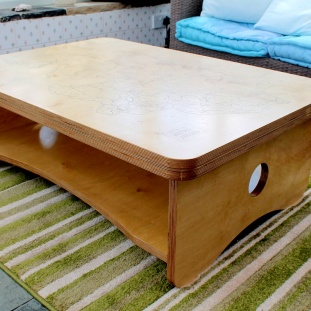 Climber's Peak District Coffee Table