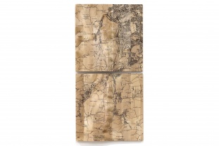 Malvern Ridge Wall Map
